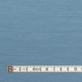 ウール×無地(チョークブルー)×天竺ニット_全3色 サムネイル4