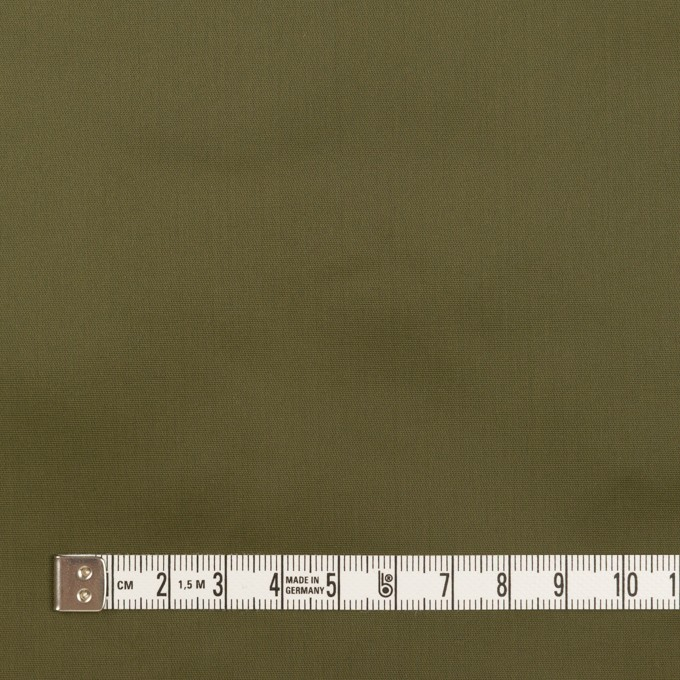 ナイロン×無地(カーキグリーン)×形状記憶タフタ_全2色 イメージ4