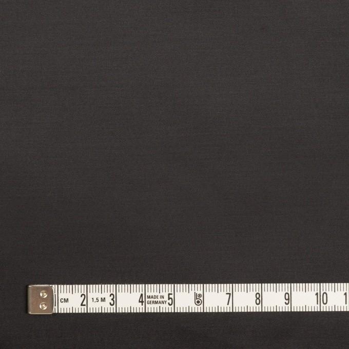 ナイロン&コットン混×無地(ダークネイビー)×サテンストレッチ_全2色 イメージ4
