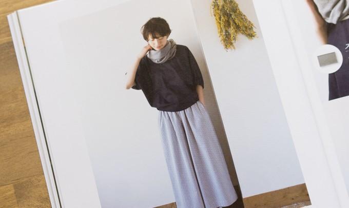 今日のコレコレ。#189 丸衿つき七分袖ブラウス