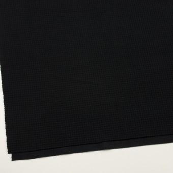 コットン×無地(ブラック)×Wニット_全3色 サムネイル2