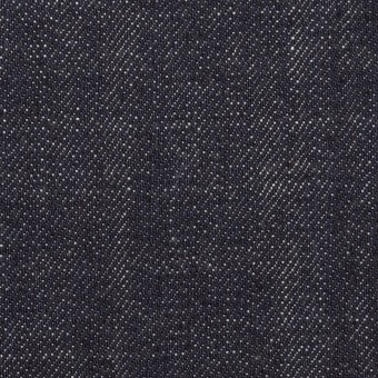 コットン×無地(インディゴ)×セルビッチ・デニム(13oz) サムネイル1