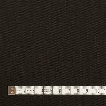 コットン×無地(チャコールブラック)×セルビッチ・デニム(13.5oz) サムネイル4
