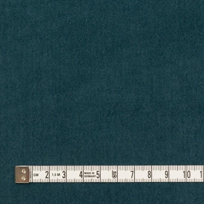 コットン×無地(インクブルー)×ベッチンワッシャー_全5色 イメージ4