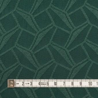 コットン&ポリエステル混×幾何学模様(バルビゾン)×ファイユジャガード・ストレッチ サムネイル4
