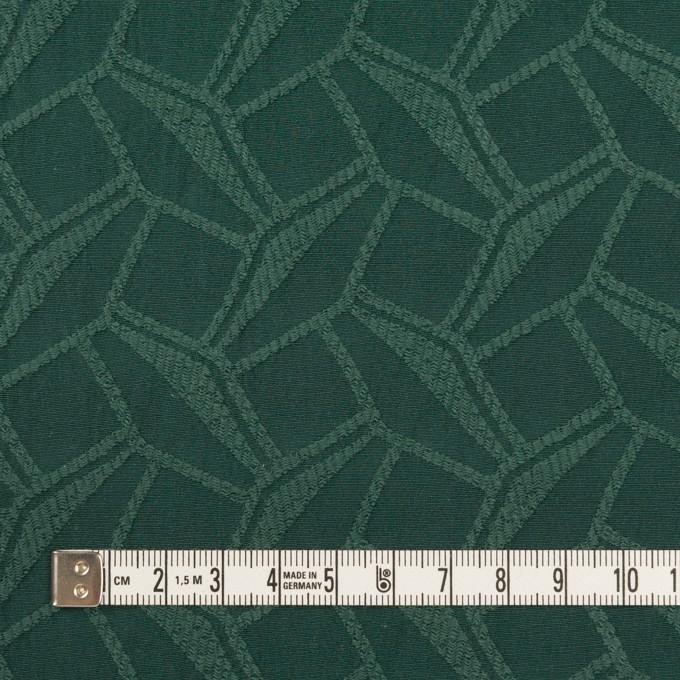 コットン&ポリエステル混×幾何学模様(バルビゾン)×ファイユジャガード・ストレッチ イメージ4