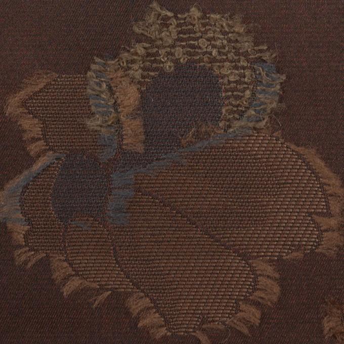 ポリエステル×フラワー(レンガ)×形状記憶タフタジャガード_全3色 イメージ1