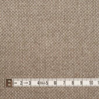 ウール×ミックス(オートミール)×斜子織 サムネイル4