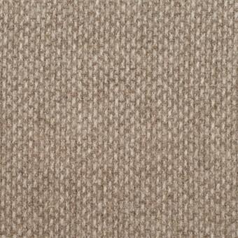 ウール×ミックス(オートミール)×斜子織 サムネイル1