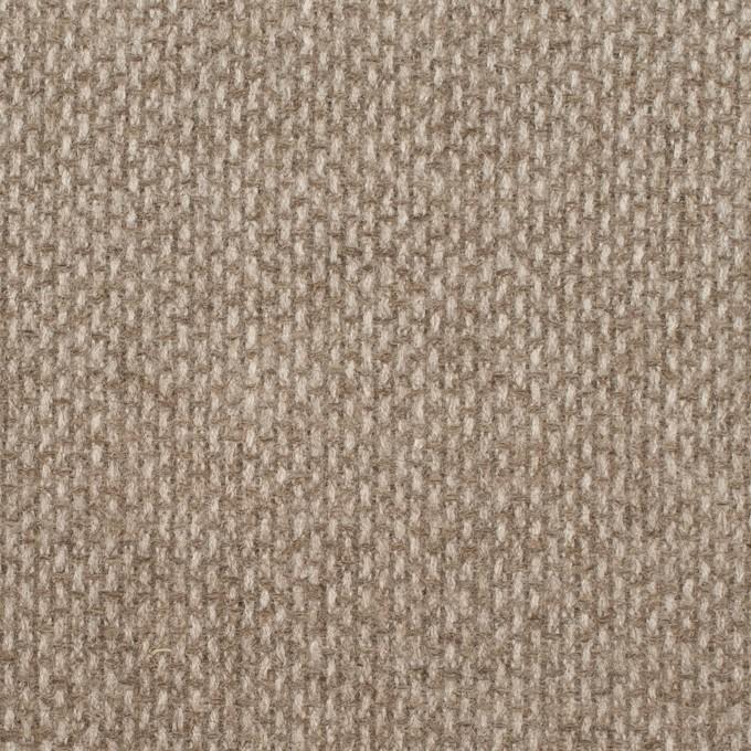 ウール×ミックス(オートミール)×斜子織 イメージ1