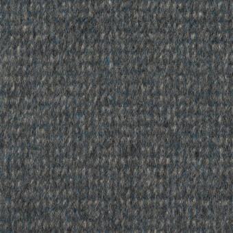 ウール×ミックス(ブルーグレー)×ビーバー