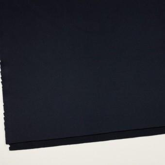 ウール&カシミア×無地(ネイビー)×ビーバー サムネイル2