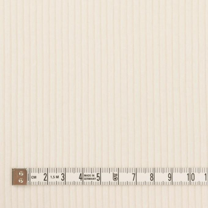 コットン×無地(ミルク)×中コーデュロイ イメージ4