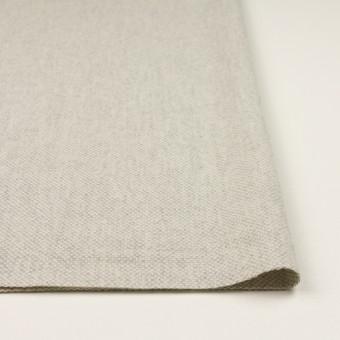 ウール&アンゴラ×ミックス(ライトグレー)×斜子織_全4色 サムネイル3