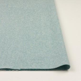 ウール&アンゴラ×ミックス(サックス)×斜子織_全4色 サムネイル3