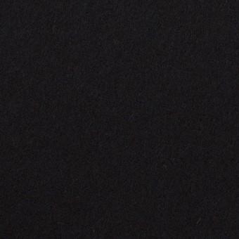 ウール×無地(ブルーブラック)×フラノ(フランネル) サムネイル1