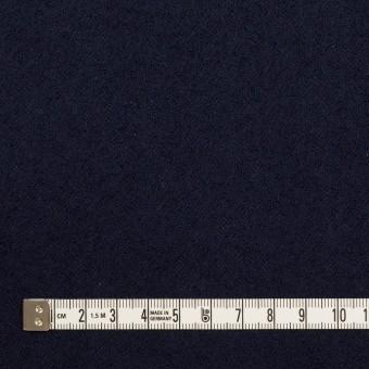 ウール×無地(ネイビー)×ガーゼ_全2色 サムネイル4