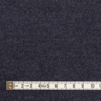 ウール&ナイロン×無地(アッシュネイビー)×圧縮ニット_全2色 サムネイル4