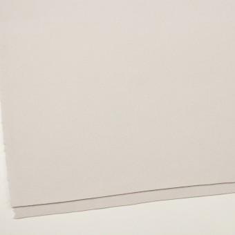 ウール×無地(パールグレー)×ソフトメルトン サムネイル2