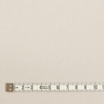 ウール×無地(パールグレー)×ソフトメルトン サムネイル4