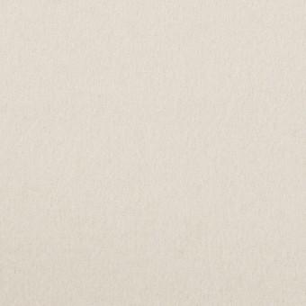 ウール×無地(パールグレー)×ソフトメルトン