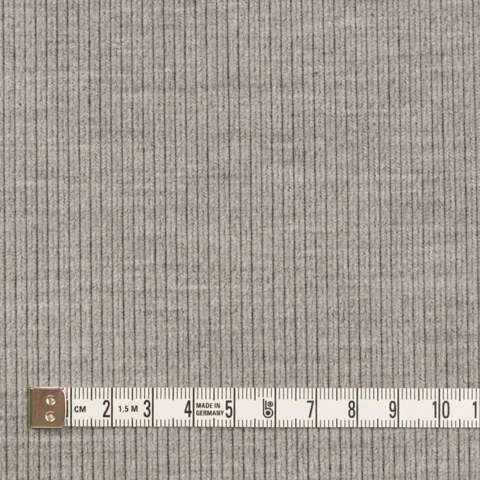 コットン×無地(スチールグレー)×中細コーデュロイ_全4色 イメージ4