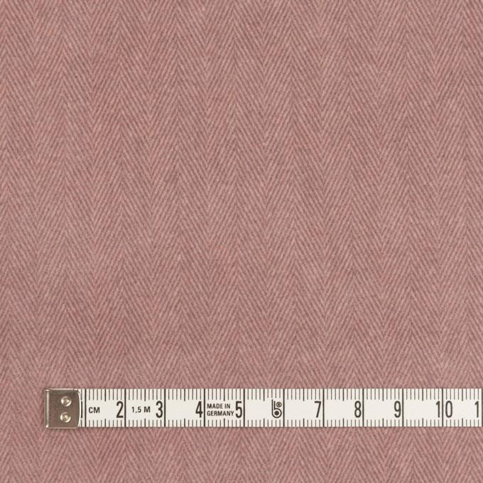 コットン×ミックス(グレー)×ヘリンボーン_フロッキー_イタリア製 イメージ6