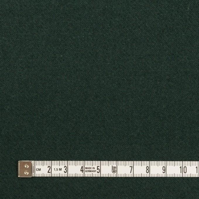 ウール×無地(ネイビー&モスグリーン)×フラノ&ツイード(Wフェイス) イメージ6