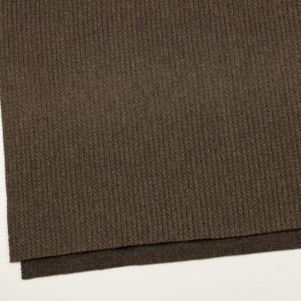 ウール&アンゴラ混×無地(アッシュブラウン)×バルキーニット_全3色 サムネイル2
