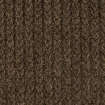 ウール&アンゴラ混×無地(アッシュブラウン)×バルキーニット_全3色 サムネイル1