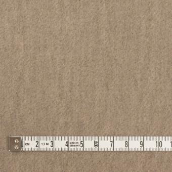 ウール×無地(アッシュカーキ)×メルトン サムネイル4