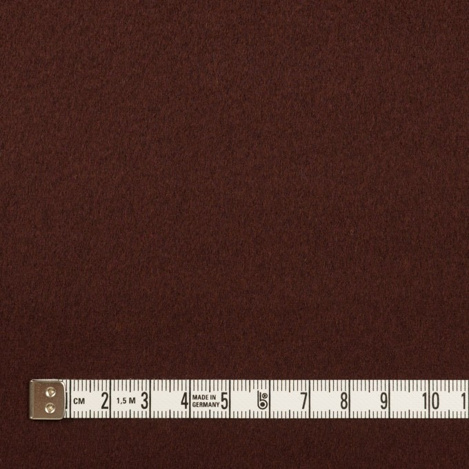 ウール×無地(レーズン)×ビーバー イメージ4