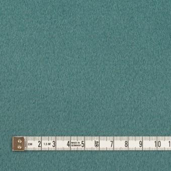 ウール&カシミア×無地(ジャスパーグリーン)×ビーバー サムネイル4
