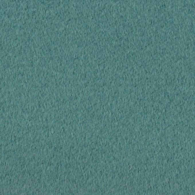 ウール&カシミア×無地(ジャスパーグリーン)×ビーバー イメージ1