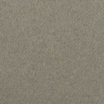 ウール×無地(モスグレー)×ソフトメルトン
