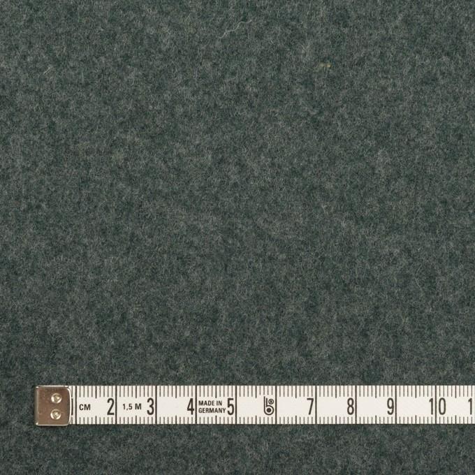 ウール×無地(バルビゾン)×メルトン イメージ4
