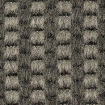 モヘア&ウール×ミックス(グレー)×シャギー