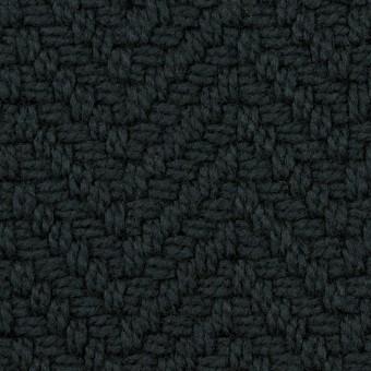 アクリル&ポリエステル混×無地(バルビゾン)×斜子織_全2色