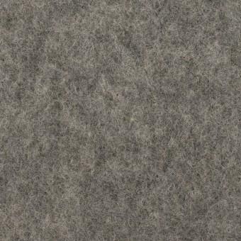 ウール&ポリエステル×無地(チャコールグレー)×フリースニット サムネイル1