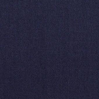 ウール×無地(アッシュネイビー)×ジョーゼット サムネイル1