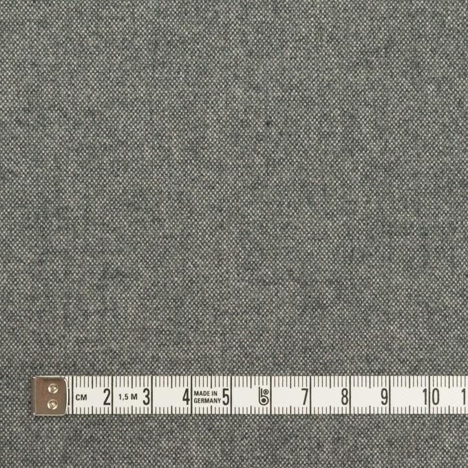 コットン&ポリウレタン×無地(チャコールグレー)×オックスフォード・ストレッチ イメージ4