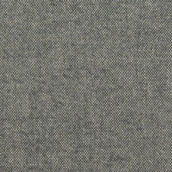 コットン&ポリウレタン×無地(チャコールグレー)×オックスフォード・ストレッチ