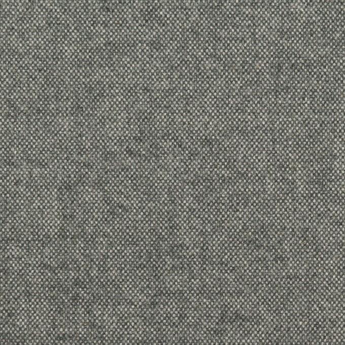 コットン&ポリウレタン×無地(チャコールグレー)×オックスフォード・ストレッチ イメージ1