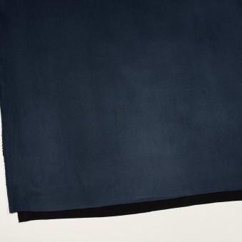 ポリエステル×無地(ミッドナイトブルー)×スエードかわり織_全4色 サムネイル2