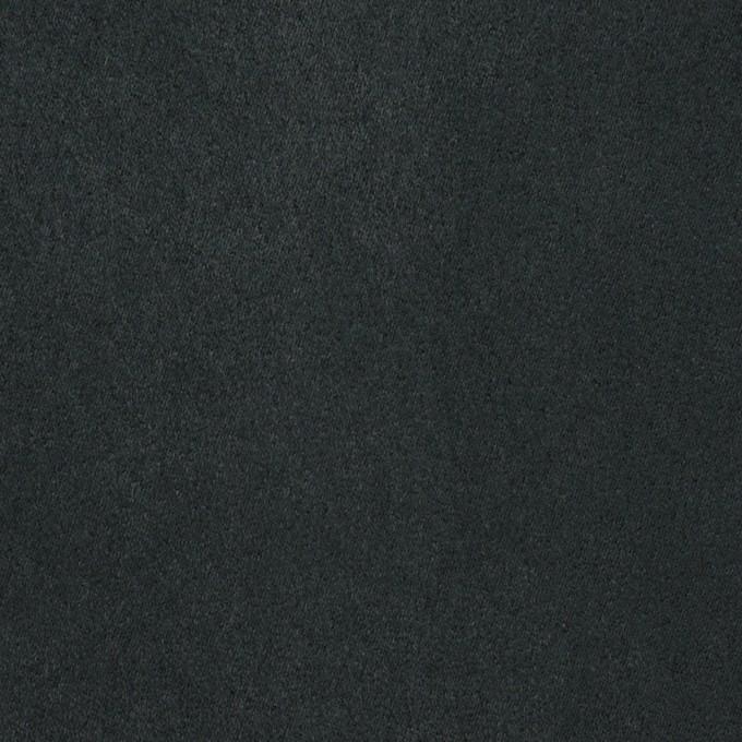 ポリエステル×無地(チャコール)×スエードかわり織_全4色 イメージ1