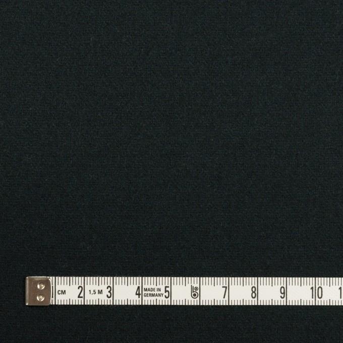 ウール×無地(ディープバルビゾン)×フラノ(フランネル) イメージ4