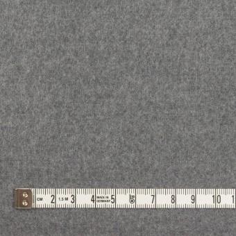 ポリエステル&コットン×無地(スチールグレー)×フランネル_全2色 サムネイル4