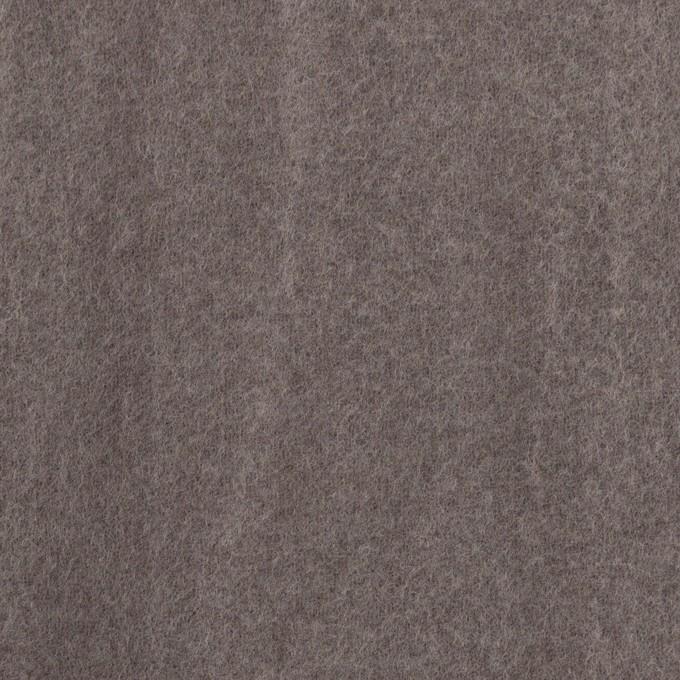 コットン×無地(グレープグレー)×フランネル イメージ1