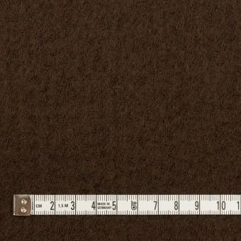 ウール×無地(ブラウン)×ガーゼ_全2色 サムネイル4