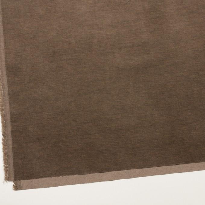コットン&ポリウレタン×無地(モカブラウン)×細コーデュロイ・ストレッチ イメージ2